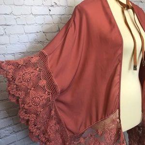 Tops - KITSCH kimono